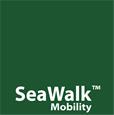 seawalk mobility logo green